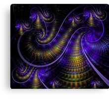Magic Lamps of Aladdin Canvas Print