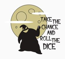 Bau bau - Take the chance and roll the dice Kids Clothes