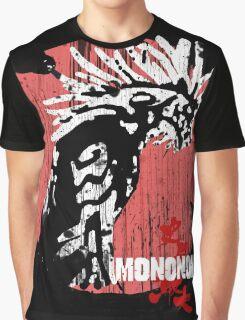 Princess Mononoke - Godzilla version  Graphic T-Shirt