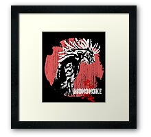 Princess Mononoke - Godzilla version  Framed Print