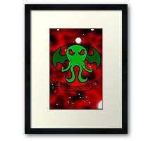 I Am To Misbehave 2.0 Framed Print