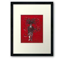 Cthulu V.I.P. Framed Print