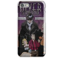 Adventures of the Silver Shroud iPhone Case/Skin