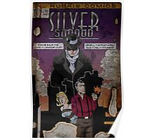 Adventures of the Silver Shroud Poster