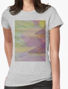 Colorful 2 Womens Fitted T-Shirt