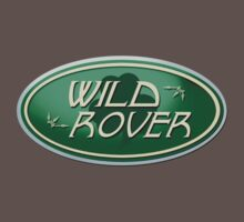 Wild Rover by blackiguana
