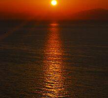 amalfi sunrise by Steve Shand