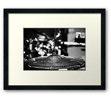 cymbalistic Framed Print