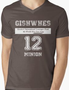GISHWHES 2012 Team Shirt [W] Mens V-Neck T-Shirt
