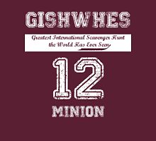 GISHWHES 2012 Team Shirt [W] Womens Fitted T-Shirt