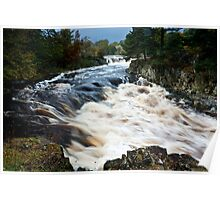 Low Force - River's bend Poster