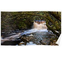 Low Force - Tributary Falls Poster