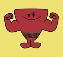 Funny workout cartoon Baby Tee