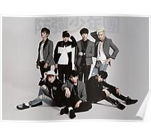 BTS/Bangtan Sonyeondan - Japan Photoshoot #2 Poster
