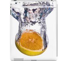 Grapefruit Splash iPad Case/Skin