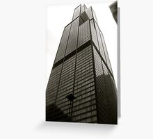 Willis Tower Greeting Card