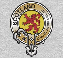 Scotland Lion Rampant Crest T-Shirt