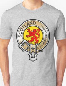 Scotland Lion Rampant Crest T-Shirt
