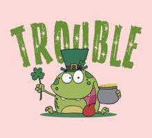 Irish Trouble One Piece - Short Sleeve