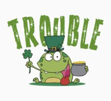 Irish Trouble by HolidayT-Shirts