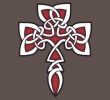 Irish Cross One Piece - Short Sleeve