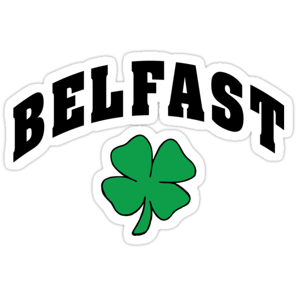 Belfast Irish by HolidayT-Shirts