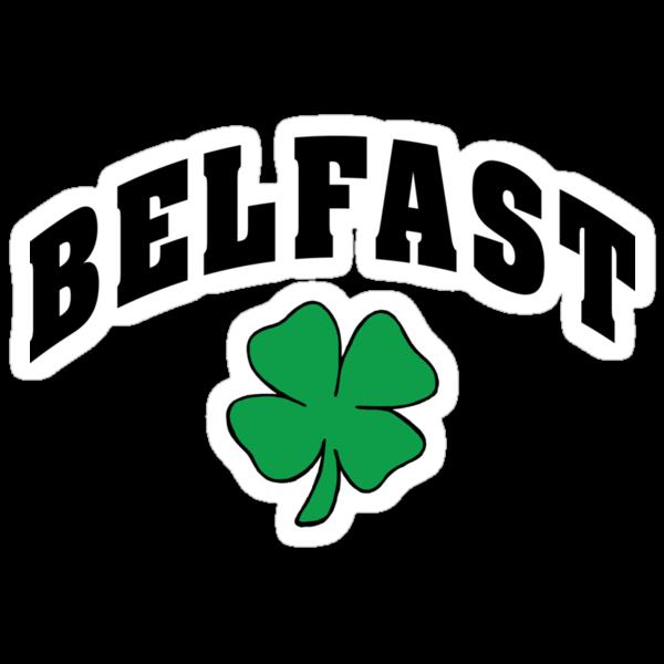 Belfast Irish by HolidayT-Shirts
