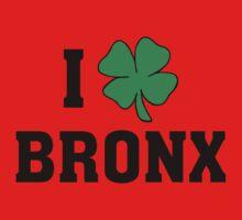 I Love (Shamrock) Bronx Kids Clothes