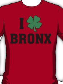 I Love (Shamrock) Bronx T-Shirt