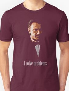 Mr. Wolf. Problem Solver. T-Shirt