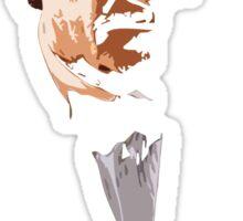 Mr. Wolf. Problem Solver. Sticker