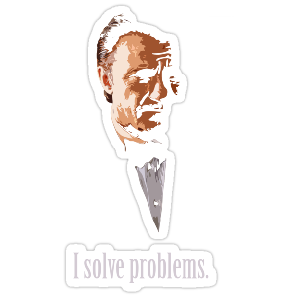Mr. Wolf. Problem Solver. by vssff