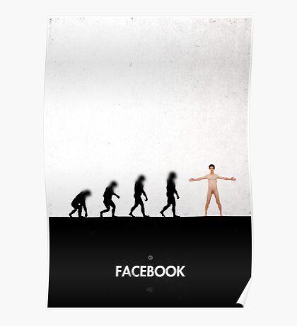 99 Steps of Progress - Facebook Poster