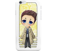 Supernatural - Castiel Phone Cover iPhone Case/Skin