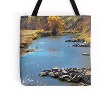 Autumn at Skunk Creek Tote Bag