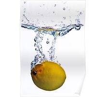 Lemon Splash #2 Poster