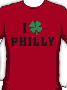 I Love (Shamrock) Philly T-Shirt