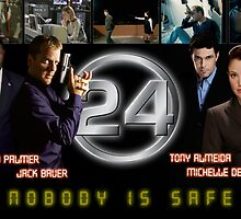 24 Nobody is Safe by Shackles