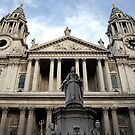 St Paul's Cathedral by Victoria Kidgell