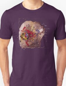 all these sounds in my brain  T-Shirt