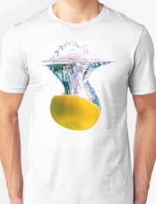 Grapefruit Back Splash T-Shirt