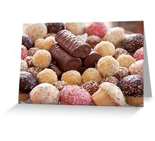 Sweet Treats Greeting Card