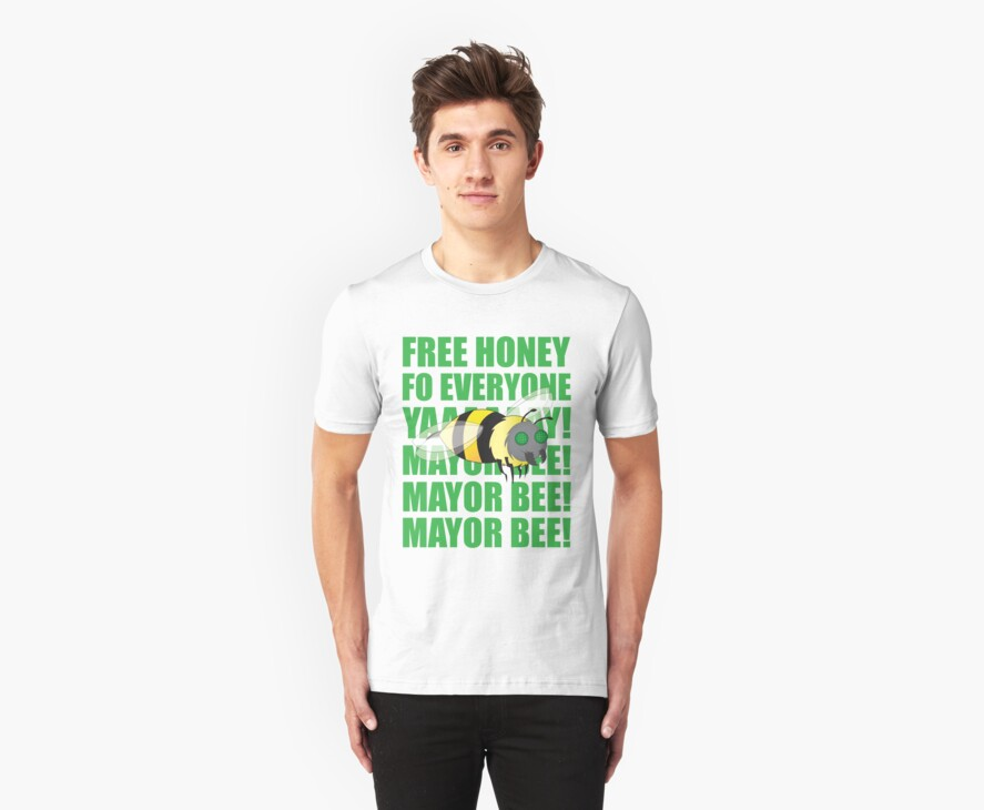 Mayor Bee! by bpickerd23