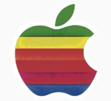 Apple Logo by sarmay729