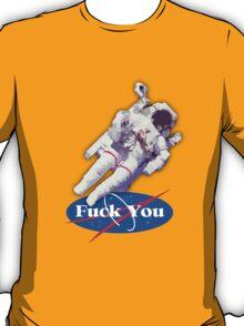 Rude Astronaut T-Shirt