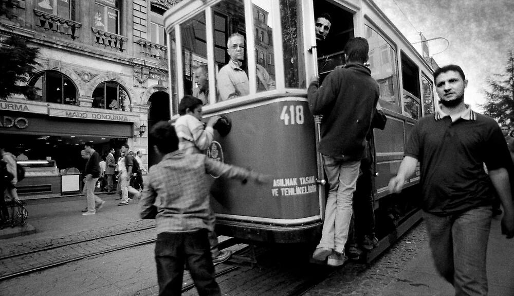 """Istanbul - """"Taksim"""" by Stefan Kutsarov"""
