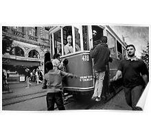 "Istanbul - ""Taksim"" Poster"