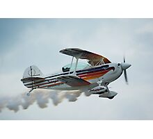 Krakow air show Photographic Print
