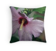 Even the Flowers... Throw Pillow