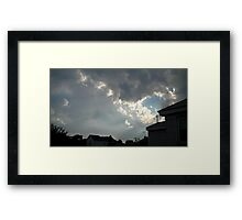 Fall 2012 Collection 5 Framed Print